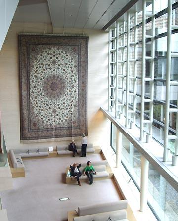 ペルシア絨毯の世界